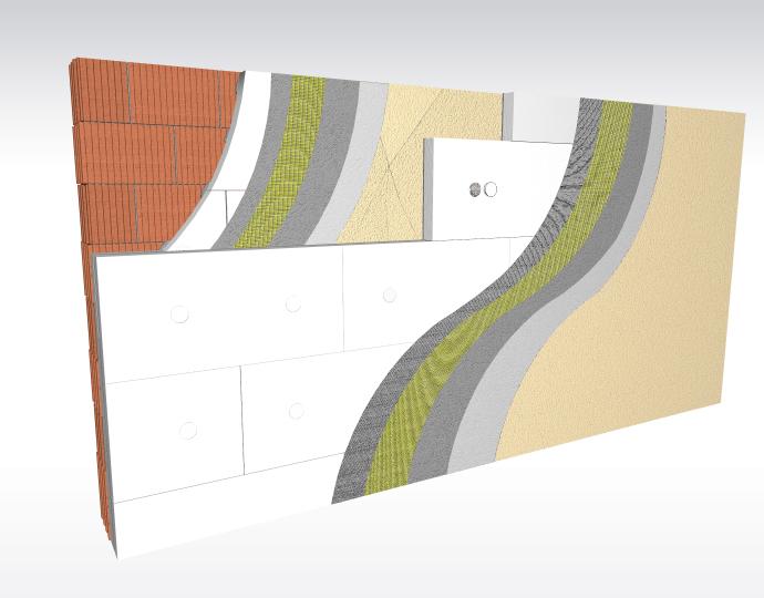 System ociepleń RENOTER (2) - renowacyjny