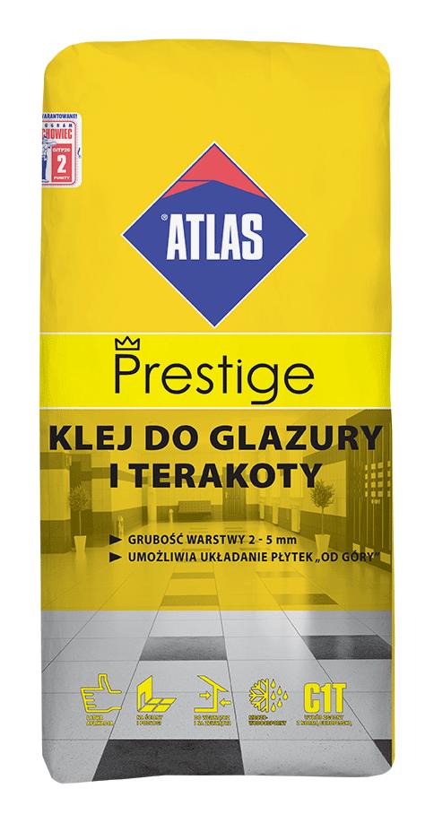 KLEJ DO GLAZURY I TERAKOTY ATLAS PRESTIGE