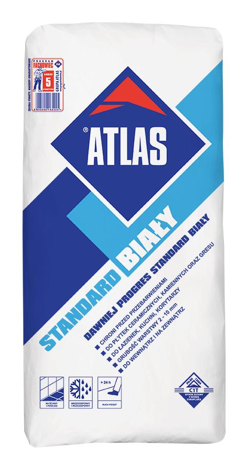 ATLAS STANDARD BIAŁY