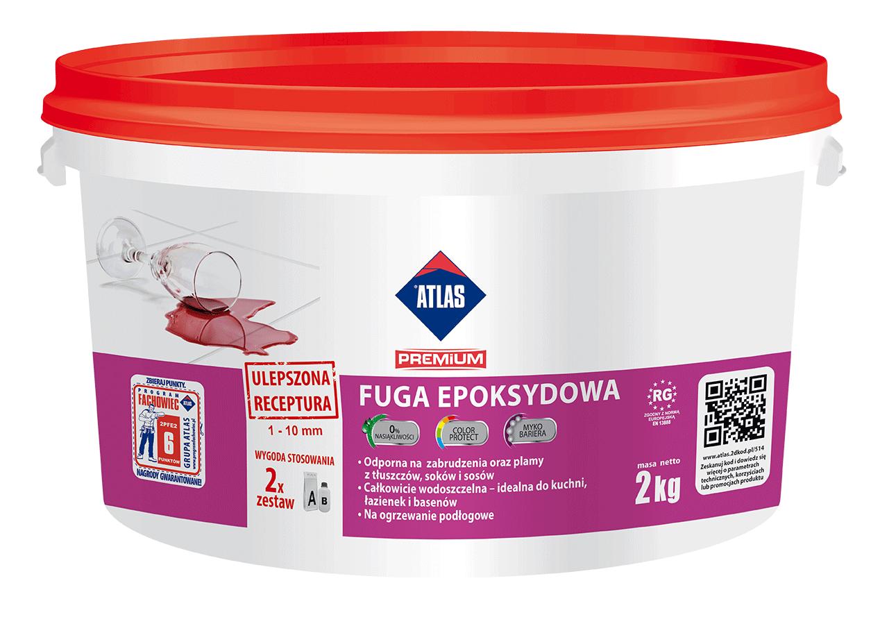 FUGA EPOKSYDOWA ATLAS PREMIUM