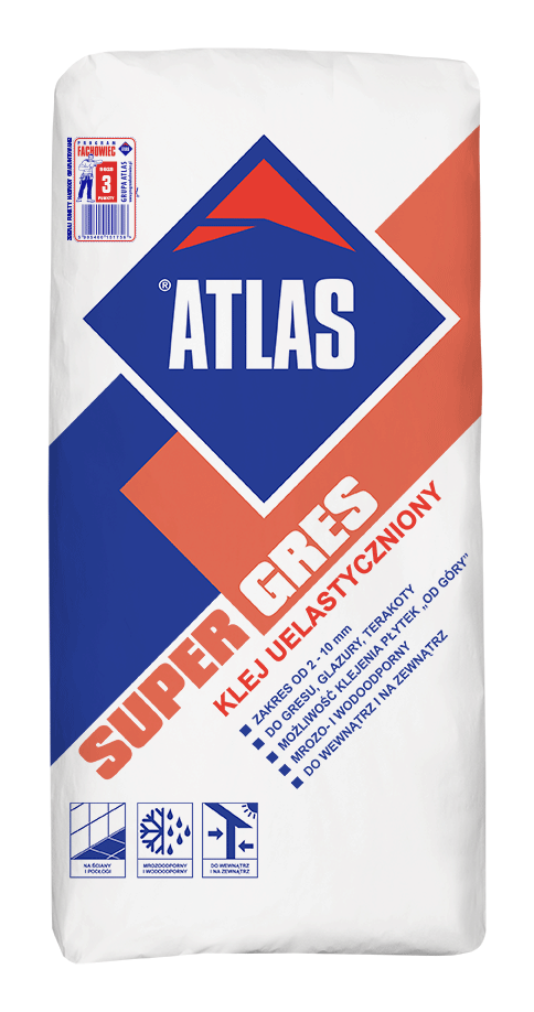ATLAS SUPER GRES